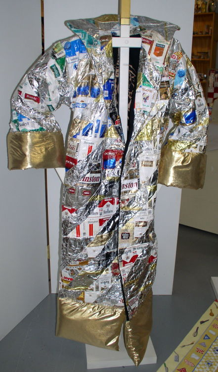 The Ming Coat, the Merciless Mantle of Addiction - front