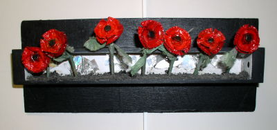 Poppy Gallery II - Ashes and Broken Dreams